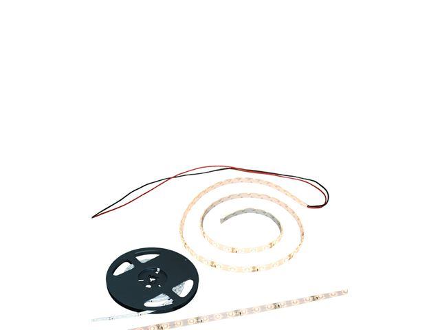 LED bånd med kabel og 3M tape 12V