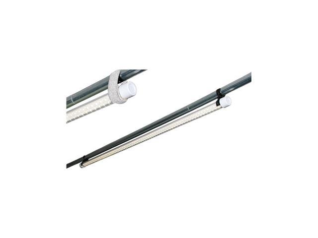 Velcrobånd for ophæng af belys