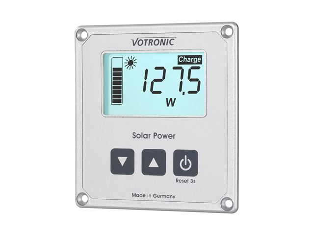 Display for Votronic regulator