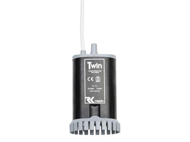 Dykpumpe 'Reich Twin' 12V