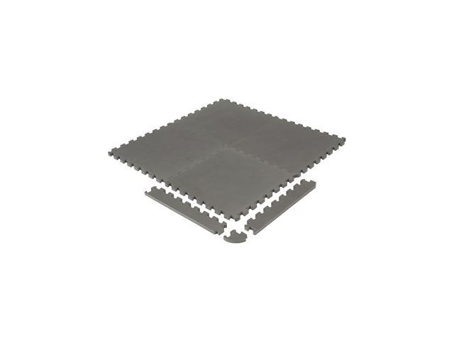 Gulvflise 50 x 50 cm i EVA-skummateriale