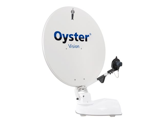 """Parabolantenne """"Oyster Visio"