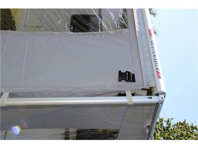 Wecamp Front 3,6 t/Fiamma Caravanstore posemarkise