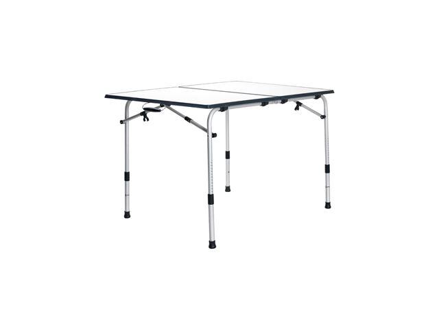Campingbord WeCamp med fast bordplade 120 x 80 cm
