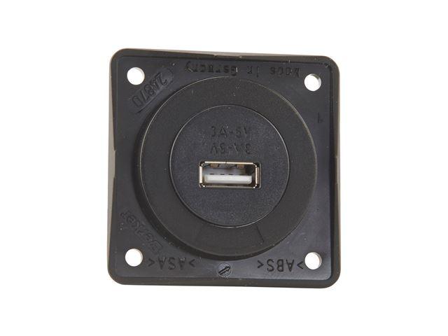 Stikdåse USB Berker 12V
