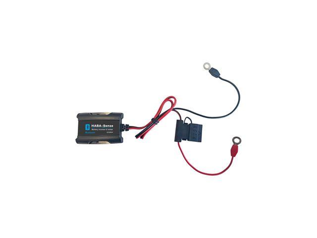 Batteriindikator med APP styring
