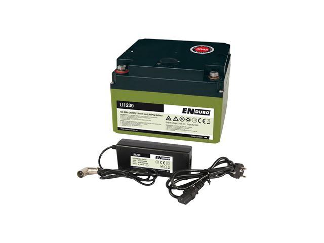 Batteri Lithium - Ion