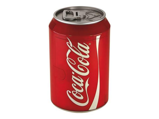 Coca Cola Cool Can 10, udformet som en Coca Cola dåse