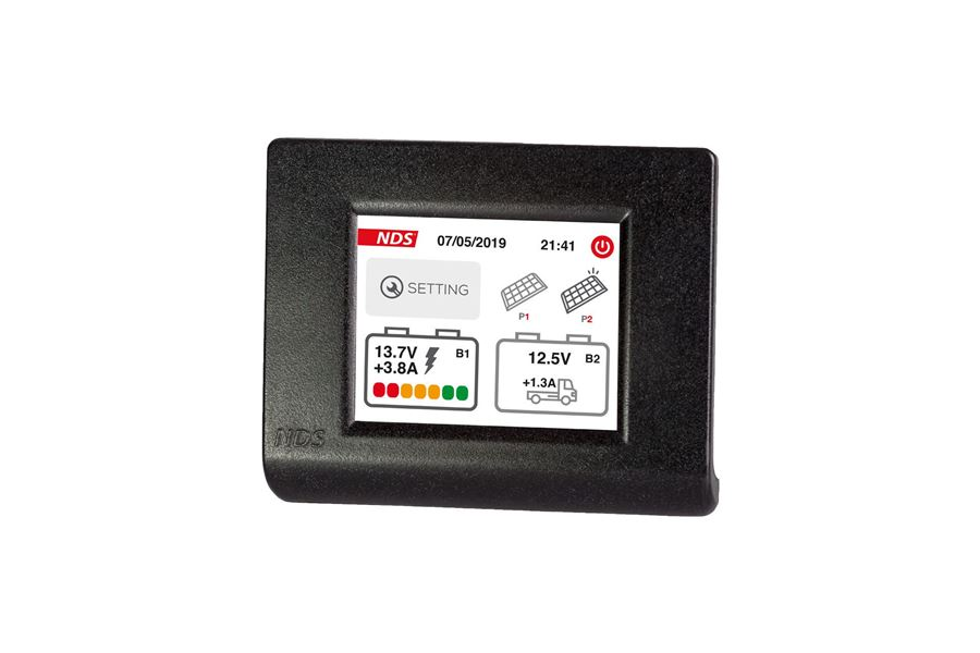 "Display til regulator ""NDS Suncontrol 2"""