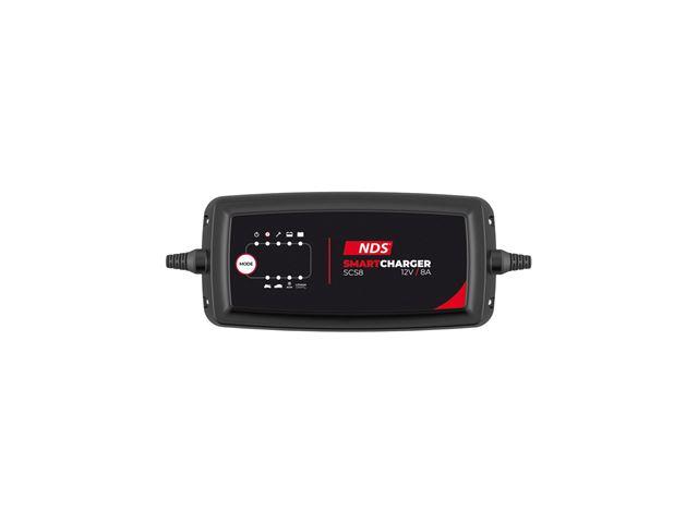 """Batterilader """"NDS SmartCharger"""""""