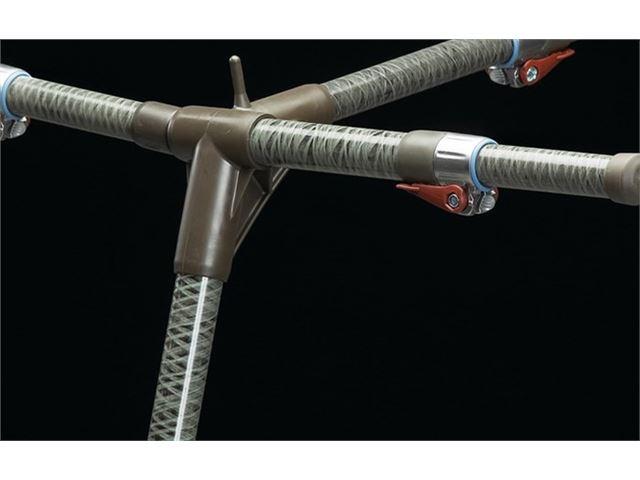 Isabella CarbonX letvægtsstel 250 G14-16 Isafix