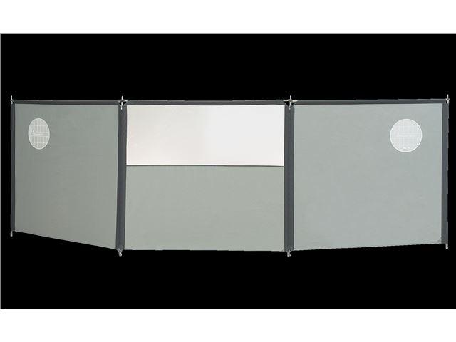 Læsejl Flex Modul med vindue Grey