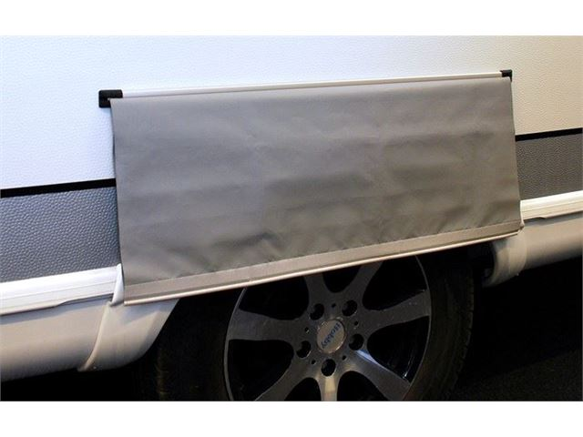 Universal hjulafdækning L:150 cm