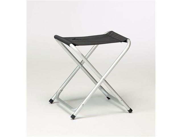 Isabella skammel - fodskammel eller esktra stol, Mørkegrå