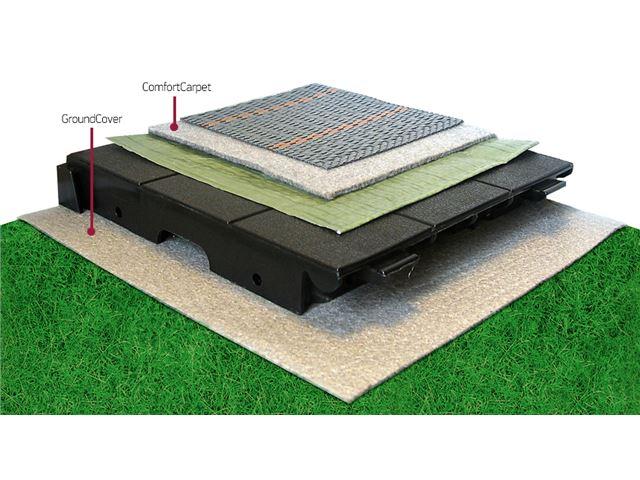 Isabella Ground Cover 2,0 x 18 m (36 kvm)