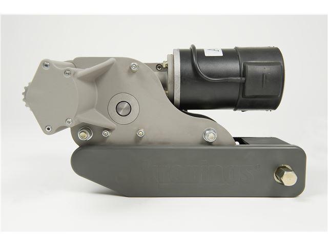 Moverpakke semi-automatisk 1-aksel med Optima 2.7