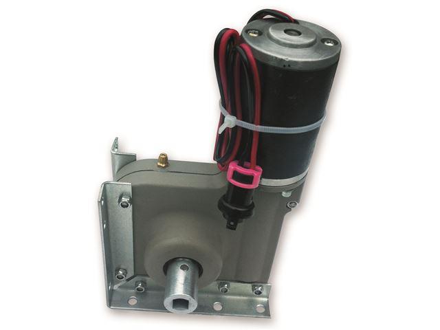 Kronings elektriske støtteben til vogne med Kronin