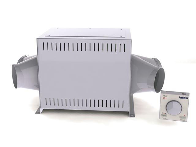 Kronings Heat 230V El-varmer