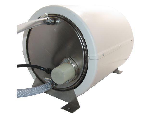 Stainless steel boiler tank