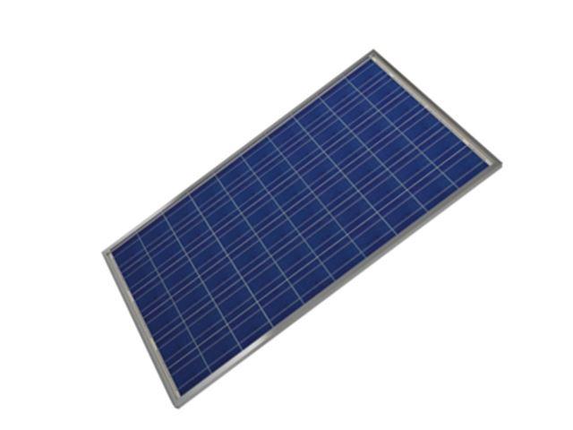 Kronings Solcellepanel sæt 100 W