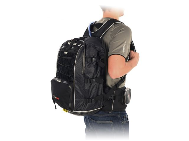 XB35 Back Pack w/ Bladder
