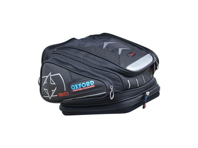 X30 QR TANK BAG - BLACK