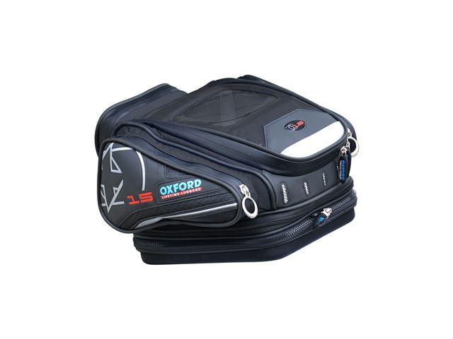 X15 QR TANK BAG - BLACK