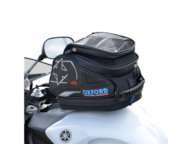 X4  QR TANK BAG -  BLACK