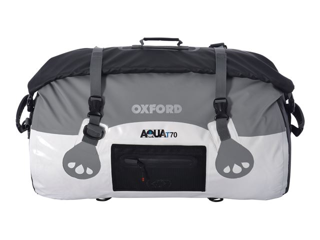 AQUA T-70 ROLL BAG - WHITE/GREY
