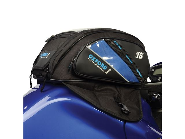 1st Time Tank Bag Magnetic