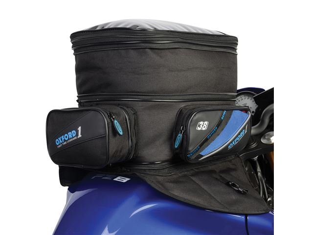 1st Time Expander Tank Bag