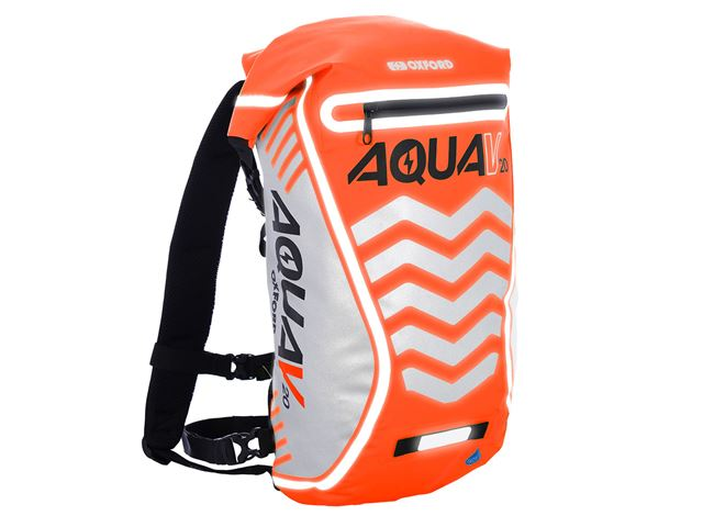 AQUA V 20 BACKPACK - ORANGE