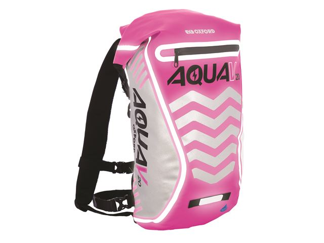 AQUA V 20  BACKPACK - PINK