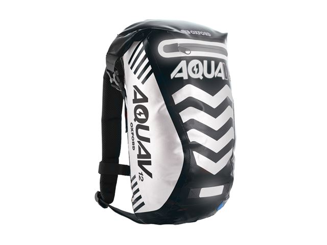 Oxford Aqua12 Backpack Black