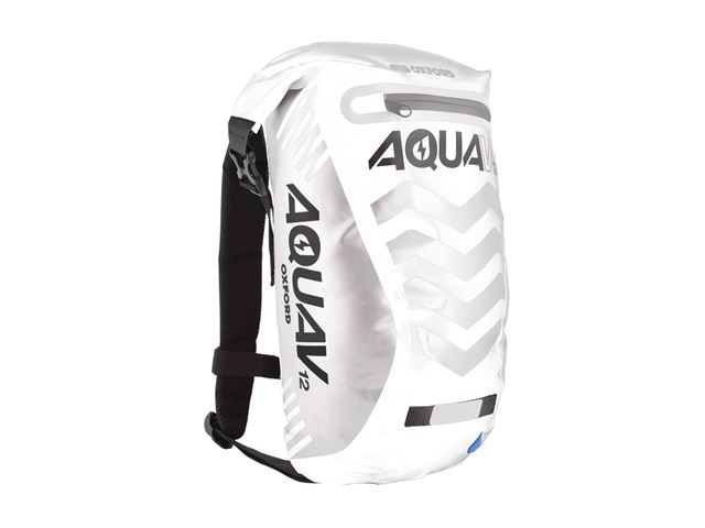 Oxford Aqua12 Backpack White