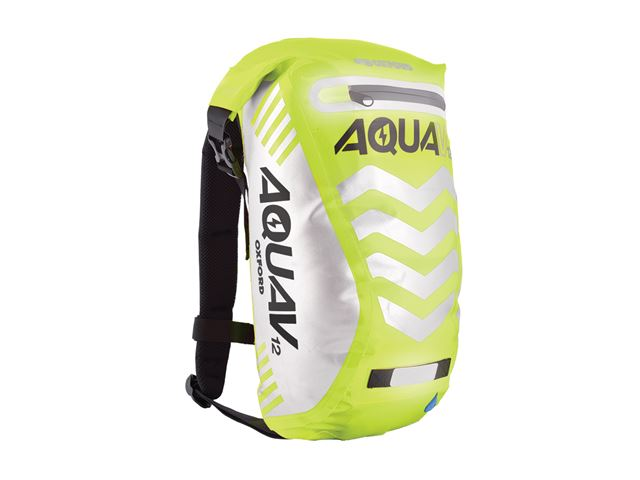 Oxford Aqua12 Backpack Yellow