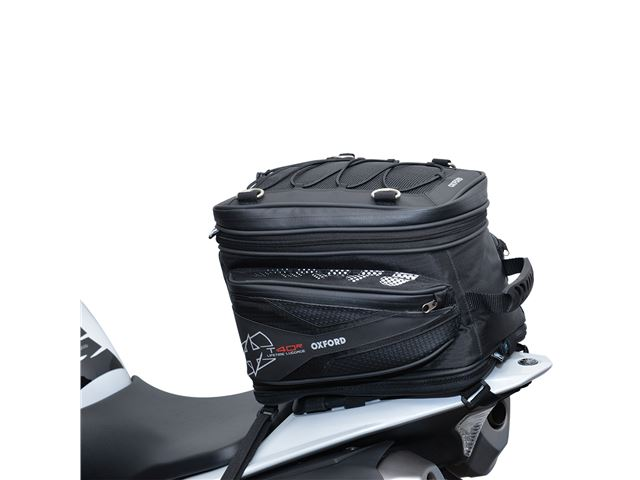T40R TAILPACK - BLACK