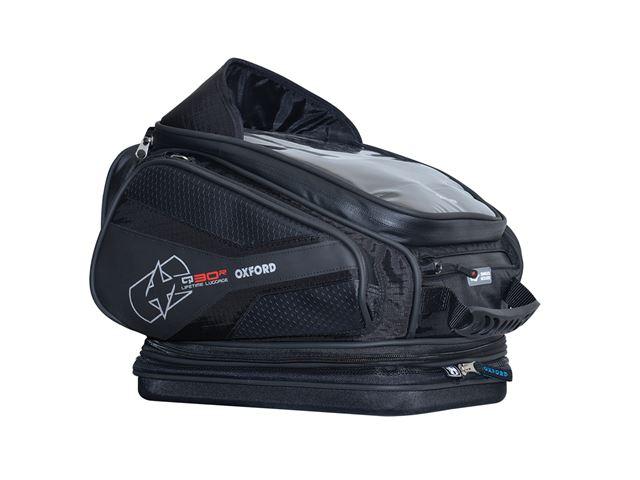Q30R TANK BAG - BLACK