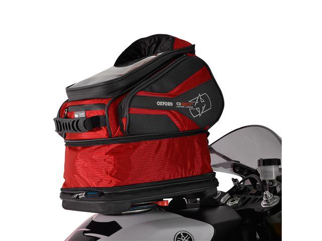 Q30R TANK BAG - RED