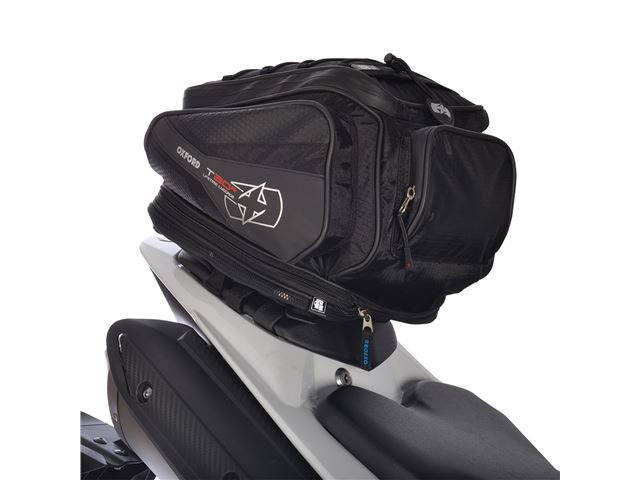 T30R TAILPACK - BLACK