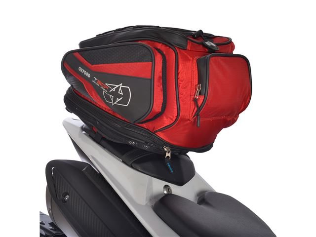 T30R TAILPACK - RED