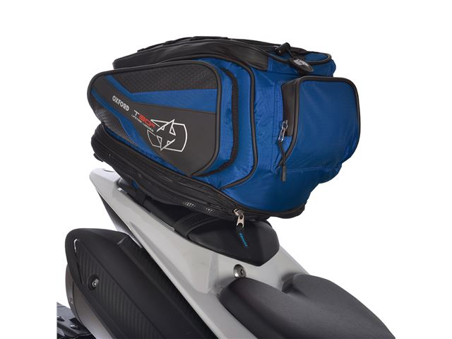 T30R TAILPACK - BLUE