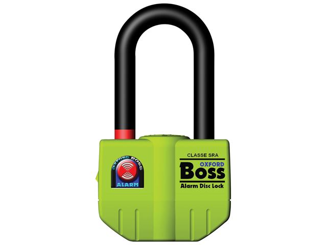 OF8 BIG BOSS ALARM DISC LOCK (16MM)