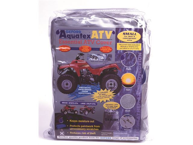Oxford Aquatex ATV raincover - large