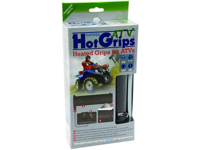 HotGrips ATV with High/Low switch