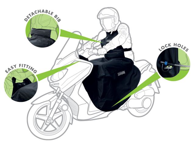 Oxford Scootleg