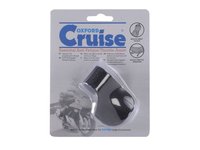 Oxford Cruise Throttle Assist