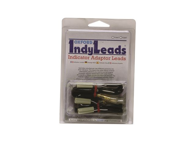 Indy Leads - Yamaha - 4 pack