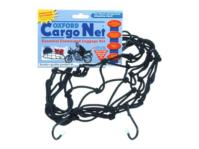 Cargo nets. Black