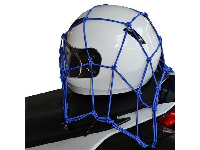 Cargo nets. Blue